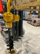 Danuser G20/40 Post Hole Augur Digger Compact Tractor Cat 1 3pt Hitch