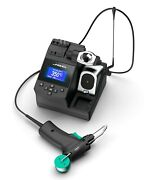 Jbc Ca-1qf Solder Feed Soldering Station W/ Ap250 Iron And C250403 Tip Authentic