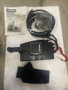 Mercury Quicksilver Commander 2000o Side Mount Control Box And Wiring Harness