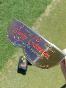 Scotty Cameron Holiday 2007 Putter Rare