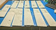 As-is - Lot 11x Apple Wired Keyboard W/ Numeric Keypad A1243 Mb110