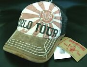 True Religion Cotton Leather Baseball Hats One Size Nwt Authentic Items