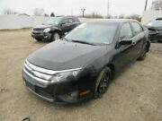 Front Clip 2.5l Vin A 8th Digit With Fog Lamps Fits 10-12 Fusion 154200