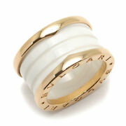 Bvlgari Bee Zero One Ring Approximately No. Stamp 50 750pg Cer _47002