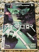 Far Sector 1 1st Appearance Jo Mullein Nm Dc 2020 Green Lantern Cover A 1st P.