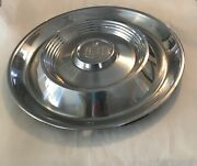 O.e.m. 1959 Mercury Wheel Cover Hubcap Single 1 Hubcap- Pre-owned But Nice