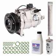 Oem Ac Compressor W/ A/c Repair Kit For Cadillac Cts 2003 2004