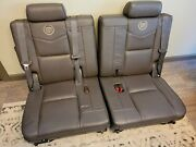 2014 2013 2012 2011 Escalade Platinum Edition 3rd Row Seats Brown Leather 415