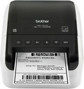 Brother Ql-1110nwb Direct Thermal Printer With Wireless Bluetooth Connectivity
