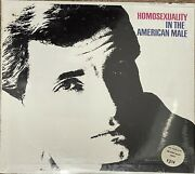 Homosexuality In The American Male Lp Capitol Probe Sealed Vinyl