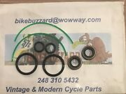 Vintage And Modern Works Performance Shocks Seal Kit 1a For 1/2 Inch Shafts New