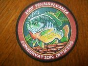 Pa Pennsylvania Game Commission Conservation Officers Series 2007 13th Patch