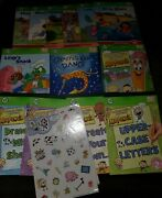 Leap Frog Tag Set Books And Case Kids Learning Educational