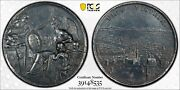 It001 1686 Italyvenice Victory Against The Ottoman Empire In Morea Silver Medal