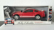 2007 Shelby Gt500 Supersnake Ford Mustang 118 Shelby Collectables 40th Annivers