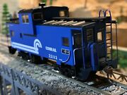 Ho Scale Athearn Rtr Wide Vision Caboose Conrail Well Detailed Metal Wheels New