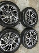 18 Inch Lincoln Corsair 2020 Oem Factory Original Alloy Wheels And Tires