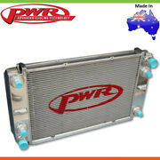 New Pwr 55mm Radiator W/eng Oil Coolers For Porsche 928 V8 1978-1986