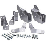Front Control Arm Drop Brackets For Jeep Xj Cherokee 1984-2001 4.5 Up Lift