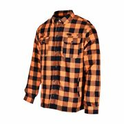 Motorcycle Riding Shirts With Kevlar Waterproof Zippers C.e. Armor