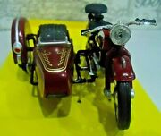 Model Nsu Max 1952 1/18. Сollectible Model Motorcycles