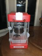 Great Northern Popcorn Company Model Np25001 Red Pop Pup Machine