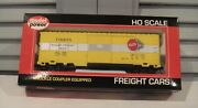 Model Power Ho Scale 97973 Timken Roller Freight 40' Box Car Is New