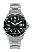 New Men's Tag Heuer Automatic 43mm Aquaracer Watch Pick Up Only