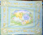 Hbw And039 The Pond And039 Quilt - Size 144.5cmw X 168cml Fits Sb - Cotton And Bamboo