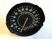 1971 72 73 Charger Gtx Satellite B Body Used Rally Dash 150mph Speedometer
