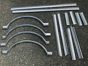 1966 Olds Cutlass F-85 S 442 Used Gm Full Set Of Lower Belt And Wheel Well Trims