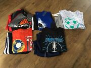 Nwt Toddler Boys Size 4/4t Summer Clothing Lotsports Outfitslot Of 10carter's