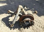 20837044 + 20837042 + 20792269 Front Axle Independent Suspension Right Volvo