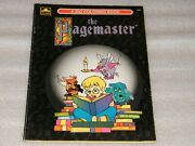 Rare The Pagemaster Big Coloring Book Golden Western 1994 Vintage Only One Ebay