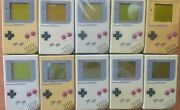 Gameboy Lot Of 10 Junk For Parts Gb Nintendo Console Dmg-001 Retro Game Fs Jp 02