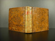The New Pocket Dictionary French And English + 700 P 1788ed Dilly Delicate