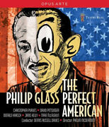 The Perfect American New Arthouse Blu-ray Disc P. Mcdermott C. Purves Germany