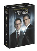Person Of Interest Complete Seasons 1-3 New Pal Cult 18-dvd Set M. Emerson