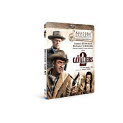 Two Rode Together New Classic Blu-ray Disc John Ford James Stewart