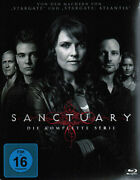 Sanctuary Complete Series New Cult Blu-ray 13-disc Boxset Amanda Tapping