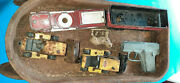 Lot Children Toys Parts Or Repair Hy Speed Wagon Fire Engine Tonka Dozers