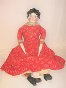 Large Antique China Head Doll  23 Germany