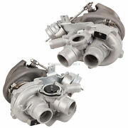 For Ford F150 F-150 3.5 Ecoboost V6 2010-12 Twin Turbocharger Pair Turbo Kit Dac