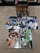 Cowboy Bebop - Complete Collection Manga Near Mint Condition