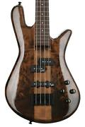 Spector Ns Ethos 4 Bass Guitar - Super Faded Black Gloss Nseth4sfbgd1