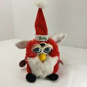 Furby Special Limited Edition 1999 Christmas Working Tiger Rare Vintage W Tags