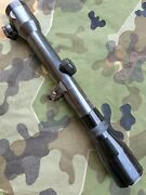 Kahles Scope Wien Model Helia S1 With German Reticle And European Mounts