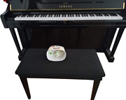 Waterproof Piano Bench Cover Protector Elastic Removable Accessories Black Kit