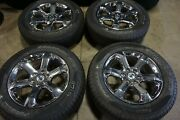20 2021 Ford F150 Chrome Pvd Factory Oem Wheels Rims Tires Expedition