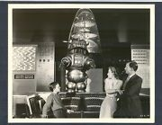 Robby The Robot From Forbidden Planet - N Mint 1957 - Invisible Boy Genie Sinbad